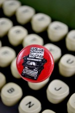 Pin #146: Typewriter