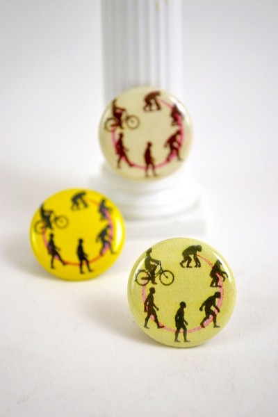 Evolution Cycles Button