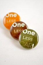 Pin #211: One Less Car (text)