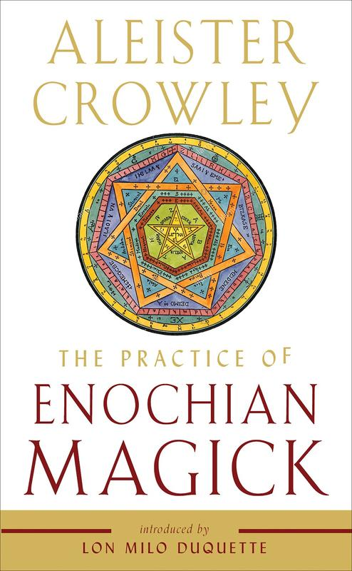 Practice of Enochian Magick blowup