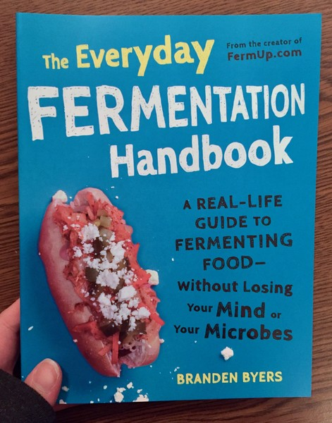 Everyday Fermentation Handbook
