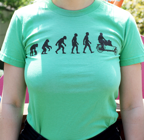 Evolution Cargo T-shirt
