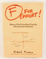 F for Effort!: Totally Wrong Test Answers