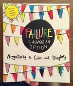 Failure Is Always an Option: Negativity to Color and Display
