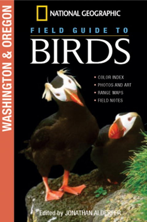 Field Guide to Birds: Washington and Oregon (National Geographic)