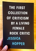 First Collection of Criticism by a Living Female Rock Critic
