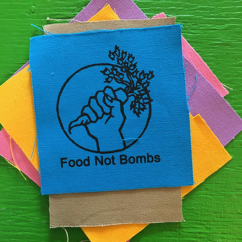 Patch #091: Food Not Bombs