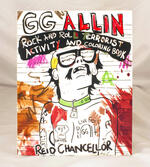GG Allin: Rock and Roll Terrorist Activity and Coloring Book image