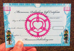 Gift Certificate!