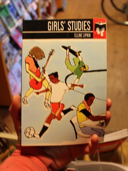 Girls' Studies by Elline Lipkin