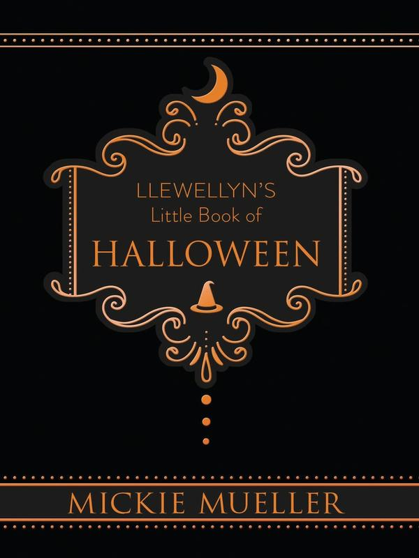 Llewellyn's Little Book of Halloween blowup