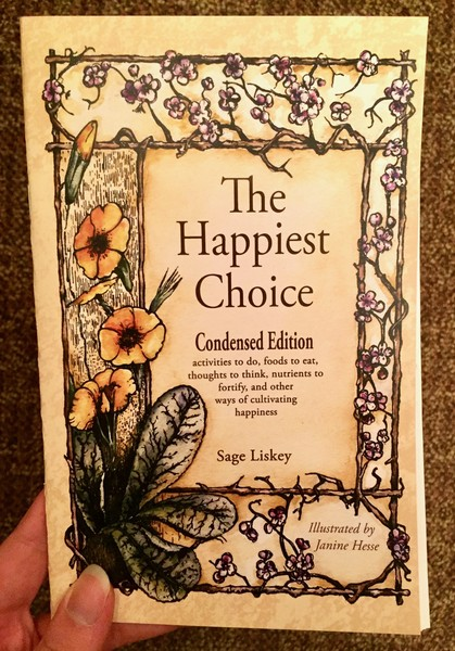 The Happiest Choice: Condensed Edition (zine)