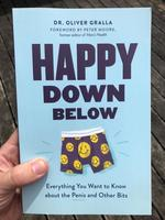 Happy Down Below: Everything You Want to Know About the Penis and Other Bits