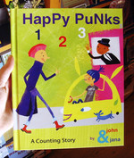 HapPy PuNks 1 2 3: A Counting Story