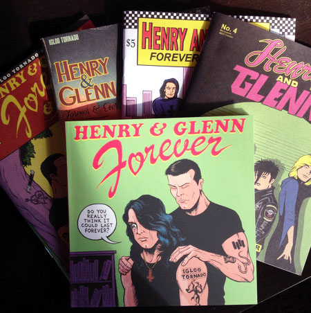 henry and glenn forever and ever copies