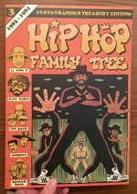 Hip Hop Family Tree Book 3: 1983-1984: Vol. 3: Hip Hop Family Tree