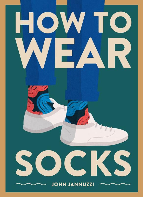 How to Wear Socks blowup