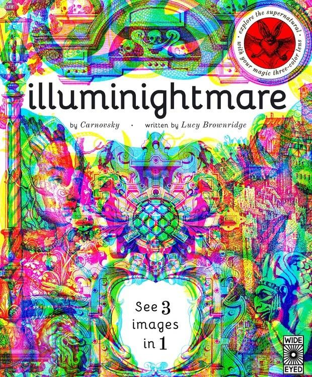 Illuminightmare: explore the supernatural with your magic three-color lens