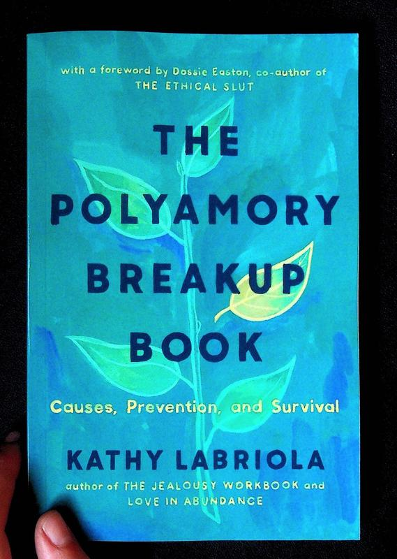 Polyamory Breakup Book: Causes, Prevention, and Survival
