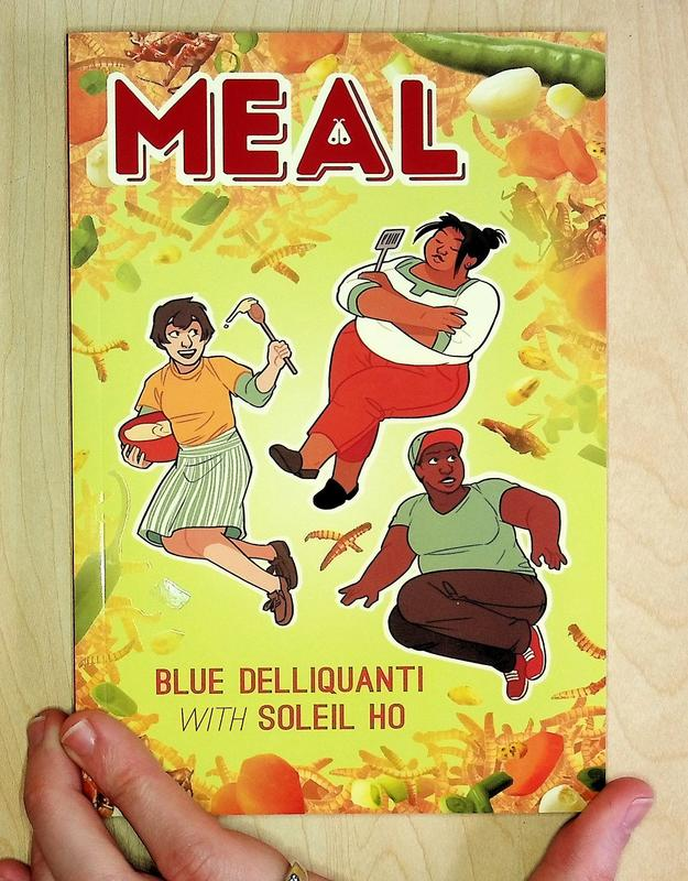 Meal blowup