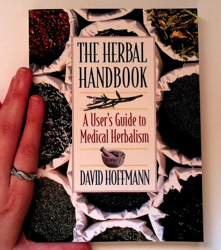 The Herbal Handbook: A User's Guide to Medical Herbalism blowup