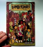 Lumberjanes Vol 9: On a Roll