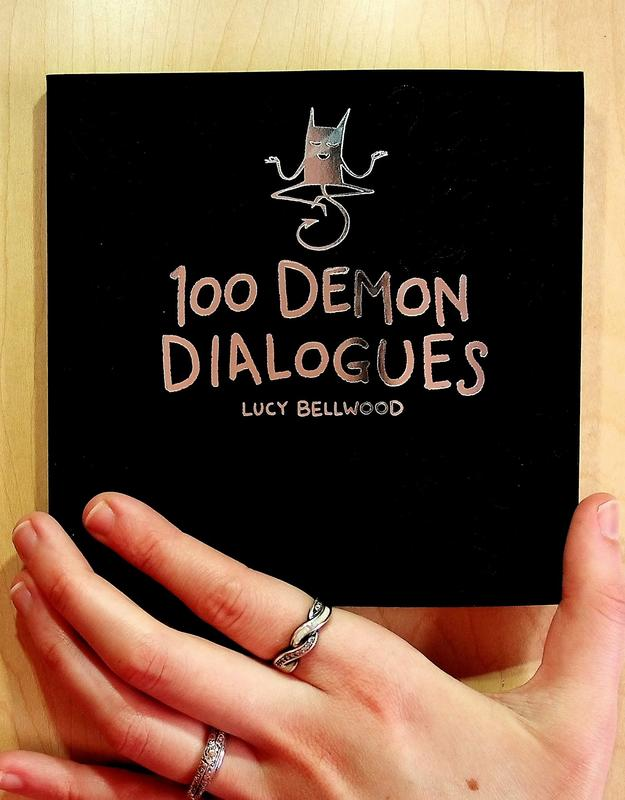 100 Demon Dialogues blowup