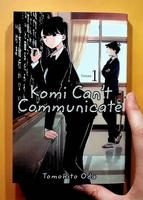 Komi Can't Communicate, Vol 1