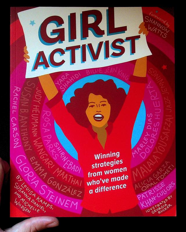 Girl Activist blowup