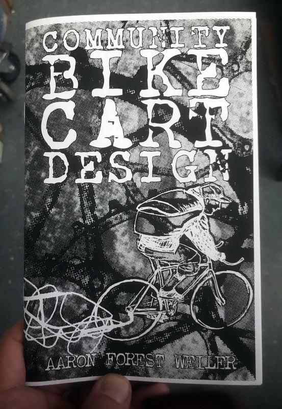 Community Bike Cart Design 1 by Aaron Wieler