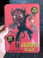 Krampus Sticker Collection