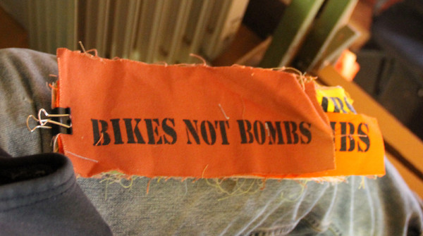 Patch #192: Bikes Not Bombs
