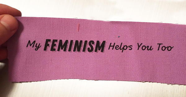 Patch #241: My Feminism Helps You Too