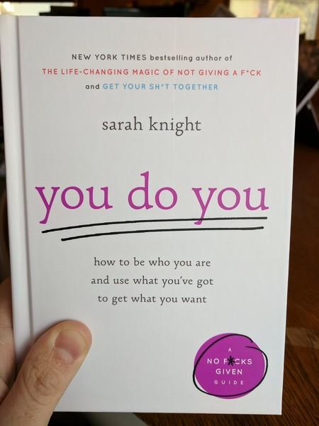 You do You, Sarah Knight