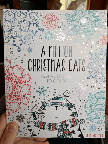 A Million Christmas Cats, John Bigwood