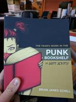 The Year's Work in the Punk Bookshelf or, Lusty Scripts