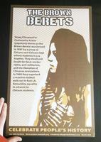 Brown Berets Poster