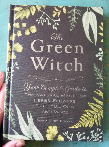 the green witch guide to natural magic