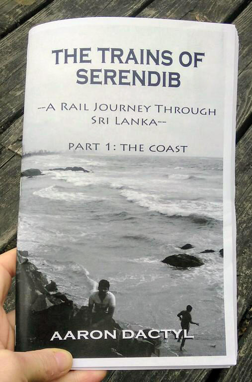 the trains of serendib, a rail journey through sri lanka part one, the coast blowup