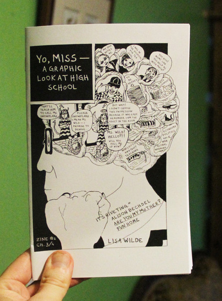 Yo, Miss #2: A Graphic Look at High School