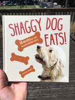 Shaggy Dog Eats!: 30 Recipes for Easy, Delicious Dog Treats