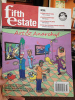 Fifth Estate (#392, Fall/Winter 2014)