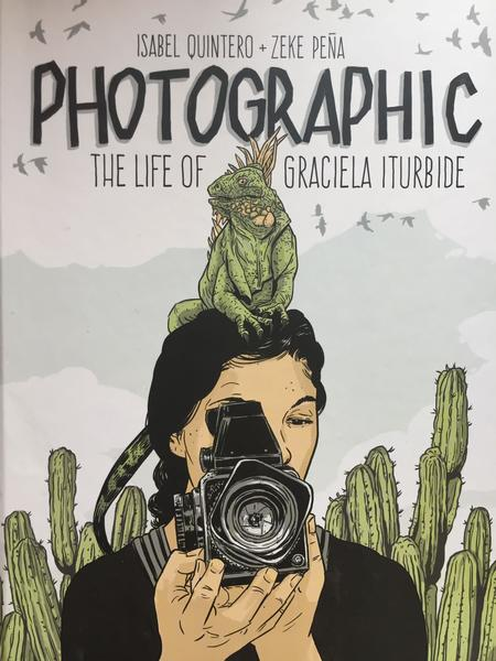 Photographic: The Life of Graciela Iturbide blowup