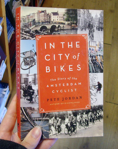 In The City of Bikes by Pete Jordan blowup