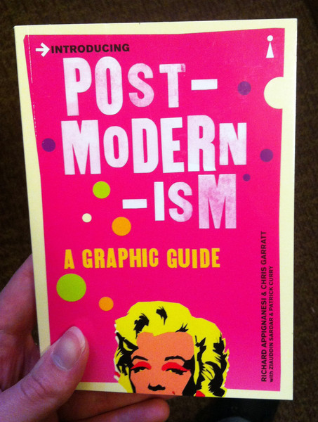 pink book cover with colored polka dotts and marilyn monroe's face