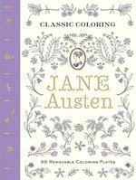Jane Austen (Classic Coloring)