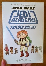 Star Wars: Jedi Academy: Trilogy Box Set
