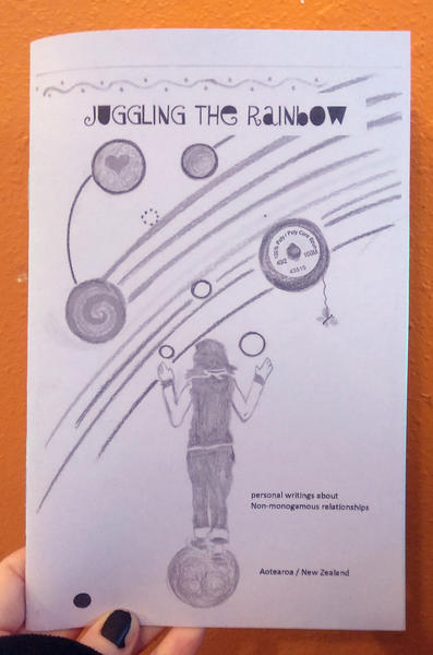 Juggling The Rainbow #1: Personal Writings About Non-Monogamous Relationships