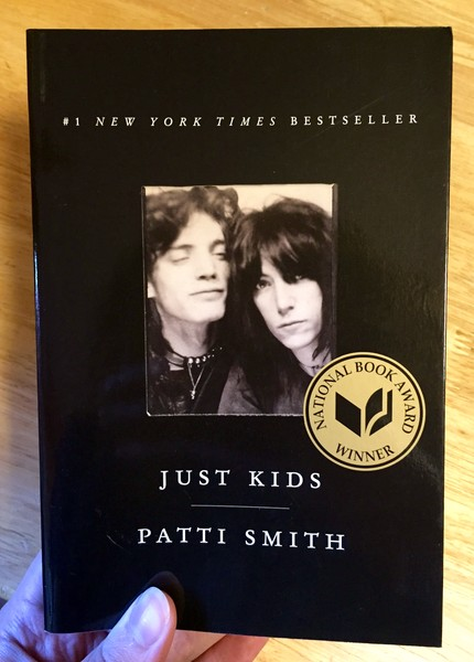 Just Kids by Patti Smith