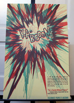 Red Army Faction: For A Society Without Prisons poster (Ka-BoooM)